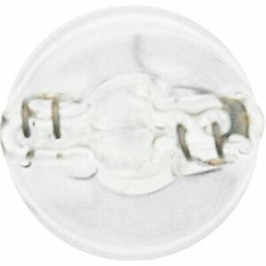 SYLVANIA 158 Basic Miniature Bulb, (Contains 2 Bulbs)