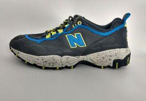 New Balance 801 All Terrain ML801GLC Shoes Gray Blue Yellow Men's 11.5 EXCELLENT