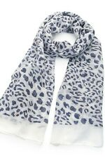 Rabbit Animal Print Gold Dust Women Ladies Fashion Wrap Lightweight Soft