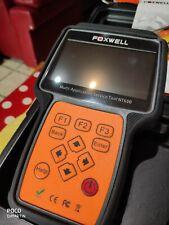 OBD2 Professional Car Scanner ABS Oil DPF Diagnostic Tool Foxwell NT650 Elite