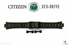 Citizen Eco-Drive B877-S015707 Black Ion Plated Stainless Steel Watch Band