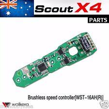 Walkera Scout X4 ESC Speed control Red light