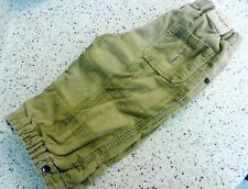 Authentic Burberry Boys 3/4 Pants  Beige Size 2Y- 4Y pre owned