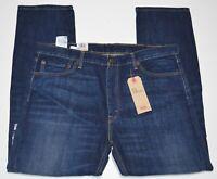 Levis 513 Slim Straight Men's Denim Jeans NEW $70