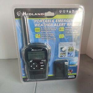 MIDLAND HH54VP Portable Emergency Handheld Weather Alert Radio New Sealed