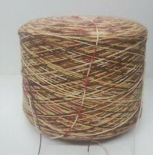 Socken- Wolle Garn Stricken &häkeln  multicolor handstrickgarn 900gr.  pay93