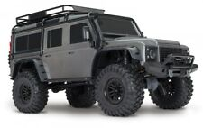 Traxxas TRX-4 Defender RTR Karosserie grau komplett mit Anbauteilen NEU TRX8011G