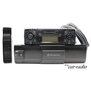 Original Mercedes Audio 10 BE3100 Becker Kassette Autoradio mit CD-Wechsler Set