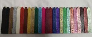 Siegelwachs mit Docht verschiedene Farben
