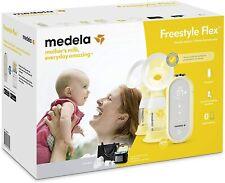 Medela Freestyle Flex Electric Breast Pump, Portable & Rechargeable Double