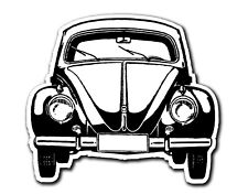 "VW Bug Beetle 23/"" life sticker decal Doodle truck car window Auto Windshield"