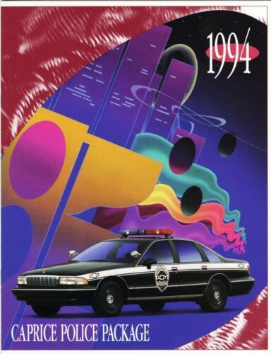 price 1994 Chevrolet Caprice Travelbon.us