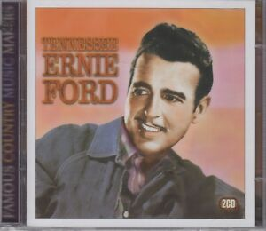 Tennessee Ernie Ford Famous Country Music Makers NEW & SEALED 2CD Set 40 Tracks
