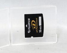 Fujifilm Fuji 16MB xD Picture Card Memory Card Digital cameras Used