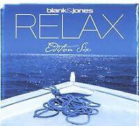Relax Edition 6 (Six)/Deluxe Hardcover Box von Blank & Jones | CD | Zustand gut