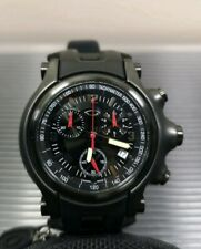 Oakley Watch 10-228 Holeshot Stealth Unobtainium Limited Chronograph NEGO
