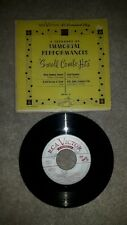 "A Treasury of Immortal Performances ""Small Combo Hits"" 7"" vinyl EP"