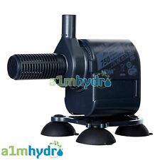 More details for newa maxi jet mj750 670lph submersible water pump fish tank aquarium hydroponics