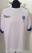 More details for carlsberg england short sleeve t-shirt embroidered logos med