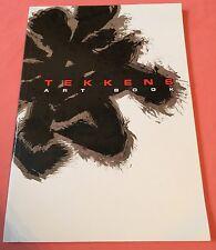Tekken 6 Art Book & Poster - New