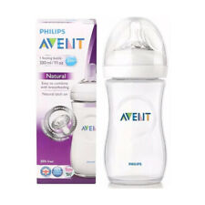Philips Avent Natural Feeding 330mL Bottle Natural Lactation BPA Free Anti Colic