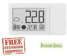 Oregon Scientific Weather Station with Indoor/Outdoor Temp Atomic Clock BAR268GH