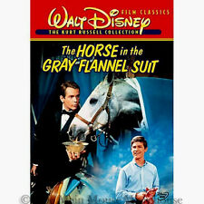Classic Disney Equestrianism Movie The Horse in the Gray Flannel Suit on DVD