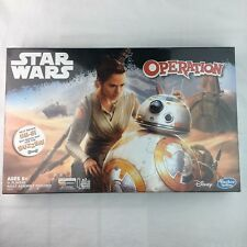 Operation Game Star Wars Edition  Repair BB 8 New Factory Sealed