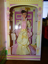 Barbie as Mrs. P.F.E. Albee Doll 1997 Avon 2nd Second in a Series With Stand NIB