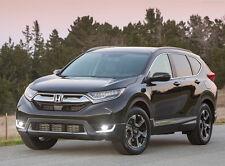 Xenon Halogen Bumper Fog Lamps Driving Lights Kit for 2017 2018 Honda CR-V