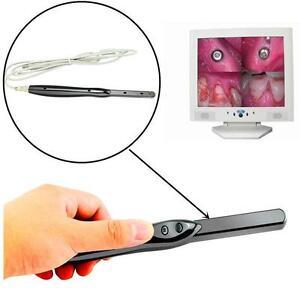 Dental HD USB 2.0 Intra Oral Camera 6 Mega Pixels 6-LED Clear Image Clear Image