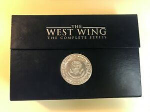The West Wing: The Complete Series Collection 2006 DVD 45-Disc Set