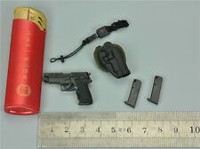 PS 1/6 P226 Pistol for DID MA1005 British SAS B Squadon Black Ops Team Sean