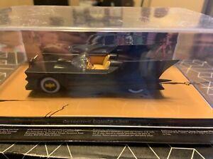 """DC Batman Automobilia """"Detective Comics 362"""" Batmobile by Eaglemoss Die Cast NEW"""