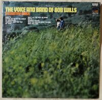The Voice and Band of Bob Wills A Country Walk SEALED LP Vinyl Western Swing