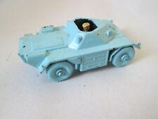 1955 Matchbox Lesney Ferret Scout Car #61 England