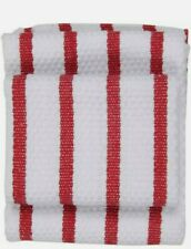 Now Designs Basketweave 2 Dish Towels- Red