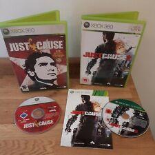 Just Cause 1 & 2 Xbox 360 Spiele Action PAL versandkostenfrei