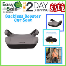 Ess Topside Backless Booster Car Seat Portable Growing Travel Kids 40 100 Pounds