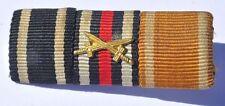 1914-18 Germany German WWI Combat Patriotic Medals Badge Award Bar Cross Swords