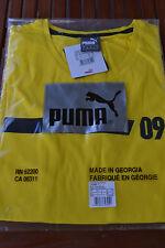 Puma BVB Borussia Dortmund Women Fan Tee, Damen T-Shirt, Neu, Gr. M, 38 Gelb