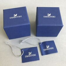 SWAROVSKI Ring Empty Boxes Lot Of 2 Jewelry Box Gift Wrap Display Home Decor
