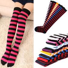 Cotton Blend Everyday Striped Hosiery & Socks for Women