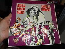 RAWICZ & LANDAUER MUSICAL COMEDY MEDLEY