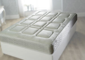 QUILTED ORTHOPAEDIC MATTRESS MEDIUM FIRM  3FT, 4FT 4FT6 DOUBLE & 5FT KING SIZE