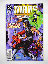 DC Comics The Titans #6 (1999)-Green Lantern