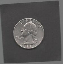 Moneta Stati Uniti United States Quarter Dollar 25 Cent 1993 P Washington STU213