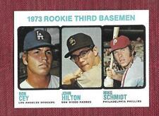 1973 Mike Schmidt #615 rookie REPRINT card - LOOK!!!