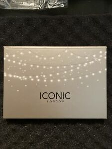 Iconic London Blaze Chaser Face Palette -All Skin Bronzer Blush Highlight $55