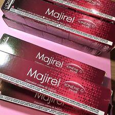 L'OREAL Majirel ionene g incell 50ml6.42  BIONDO SCURO RAMATO IRIDATO stock